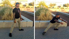 leg exercises for skateboarding