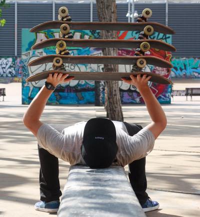 the berrics x the daily push   6 strength training in skateboarding