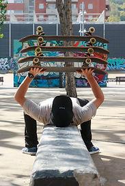 should skateboarders workout?