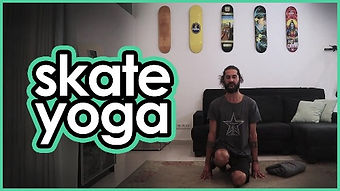 yoga for skateboarding