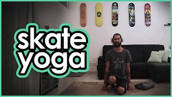 yoga for skateboarding