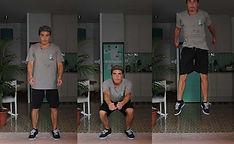 HIIT workout for skateboarding
