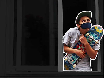 a skateboarder's quarantine survival guide