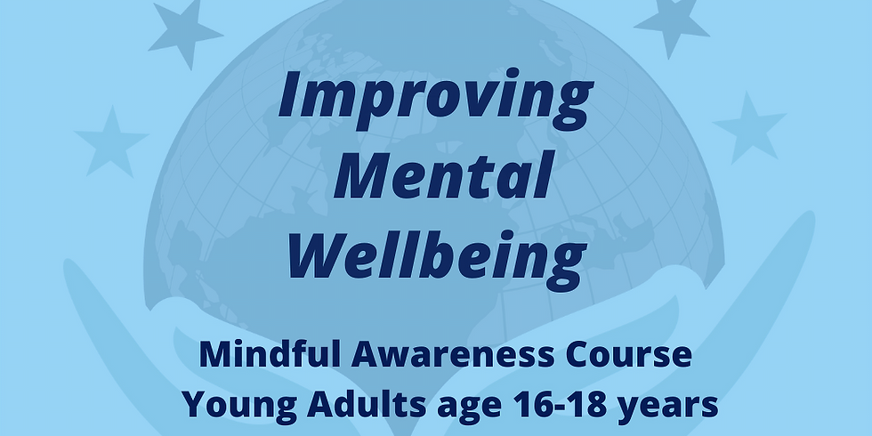 Mindfulness Course For Young Adults - 16-18 years