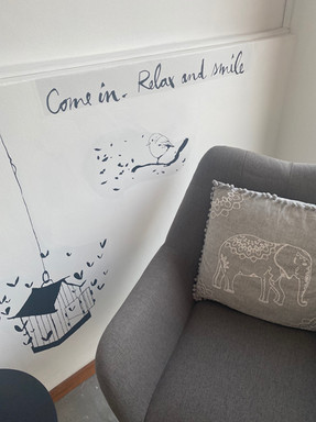 Come in, relax and smile at The Wellbeing Centre