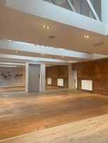 Spacious studio at The Wellbeing Centre