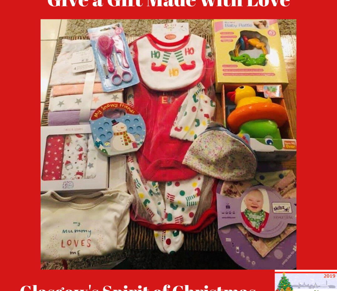 Give a Gift Made with Love