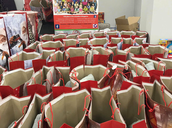 GSOC Gift Pick & Pack