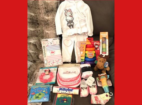 GSOC Baby Gift