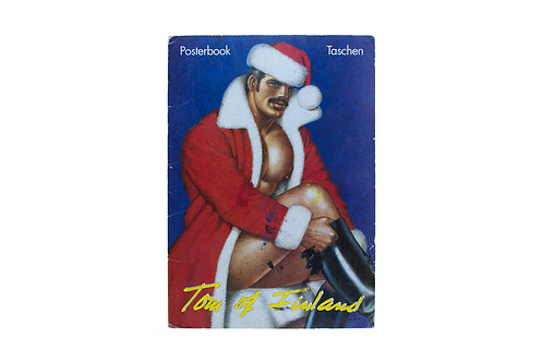 Tom of Finland Poster Book. Tom of Finland