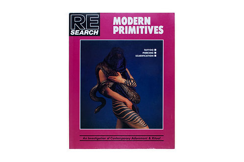 Modern Primitives. RE/Search
