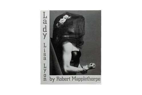 Lady, Lisa Lyon. Robert Mapplethorpe