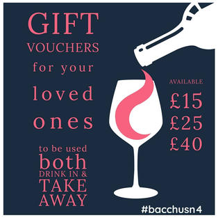 Gift Vouchers for your loved ones