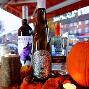 Time to uncork and unwind this autumn.