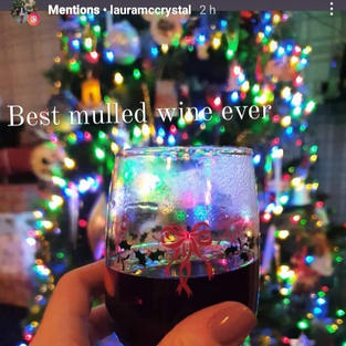 Best Mulled Wine ever in town...
