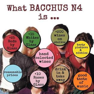 What Bacchus N4 is...