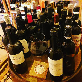 Reds by Glass this Autumn