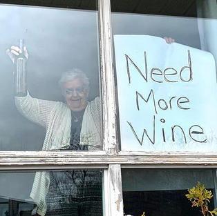 Need more wine on Christmas Eve ?