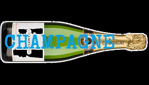 Testulat Carte d`Or Brut Blanc de Noirs, Champagne, France