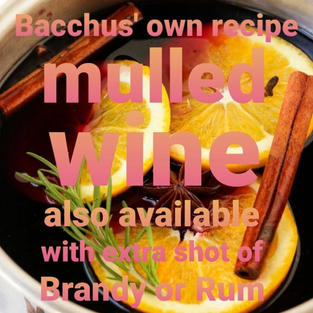 Bacchus` Mulled Wine