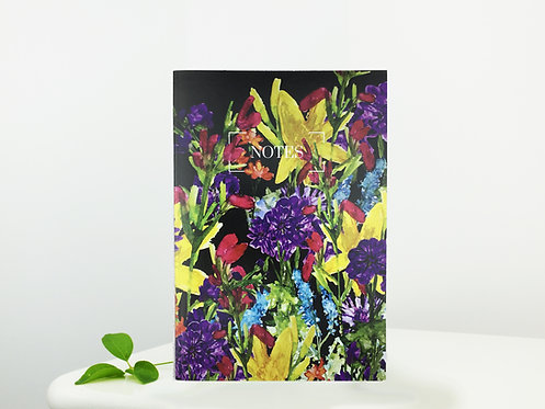 FLORAL FIESTA A5 NOTEBOOK