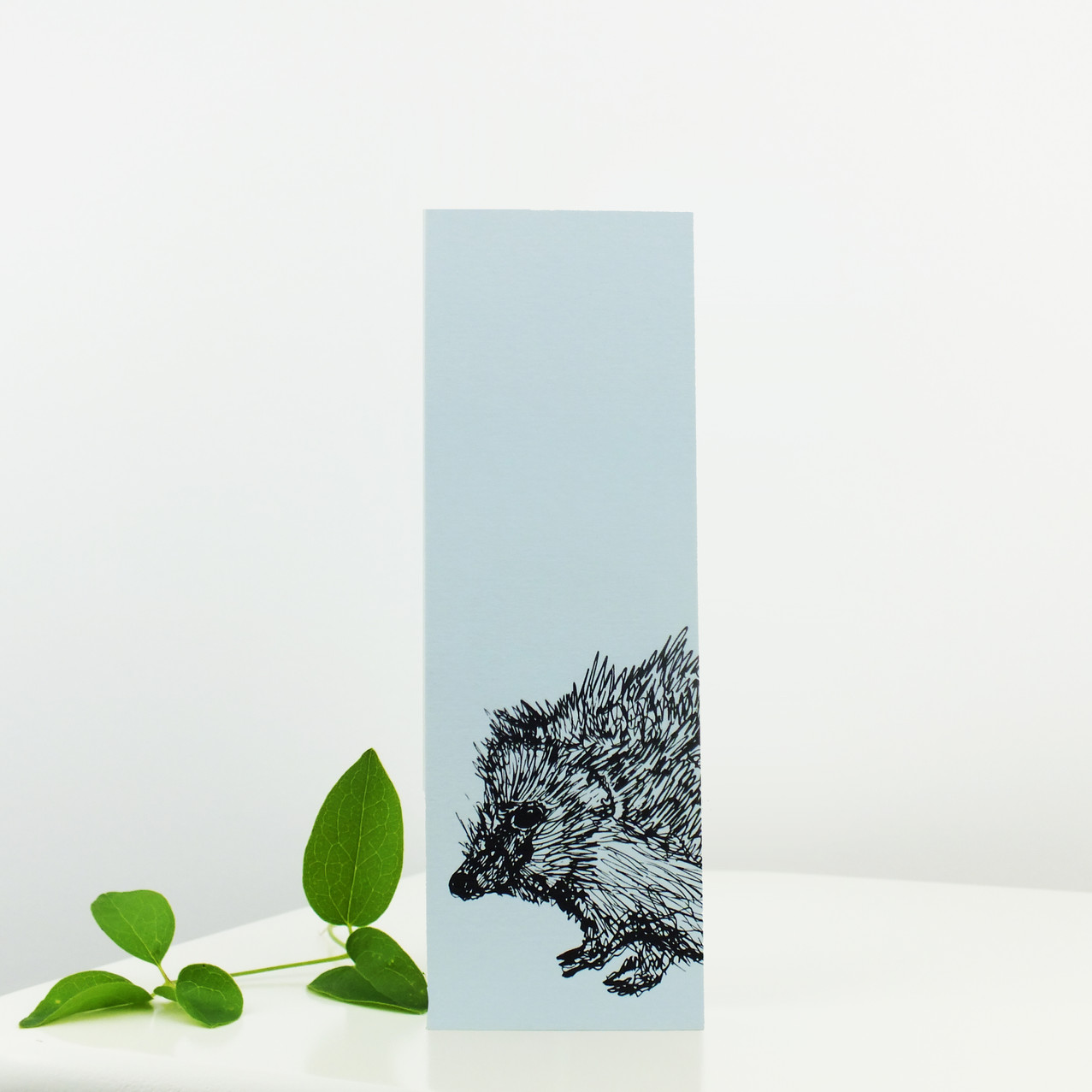 Hedgehog Bookmark