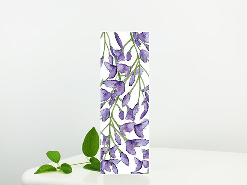 Wisteria Bookmark