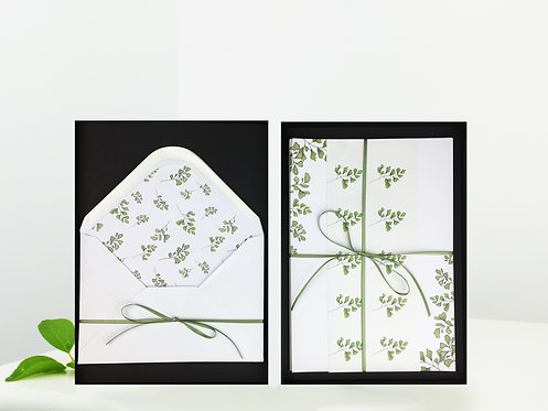 Fern Writing Set