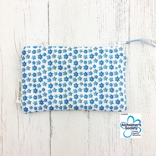 Forget Me Not Purse