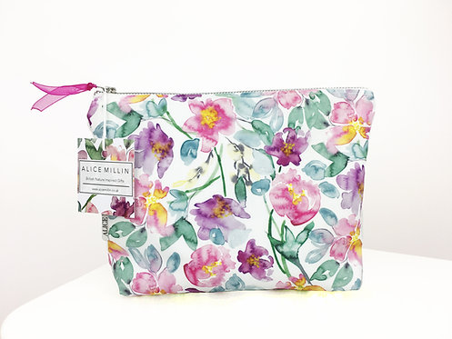 Peony Make up Bag