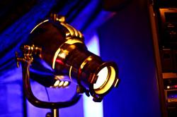 7Gate Media_Silver Studios - Industrial Lighting Spotlight