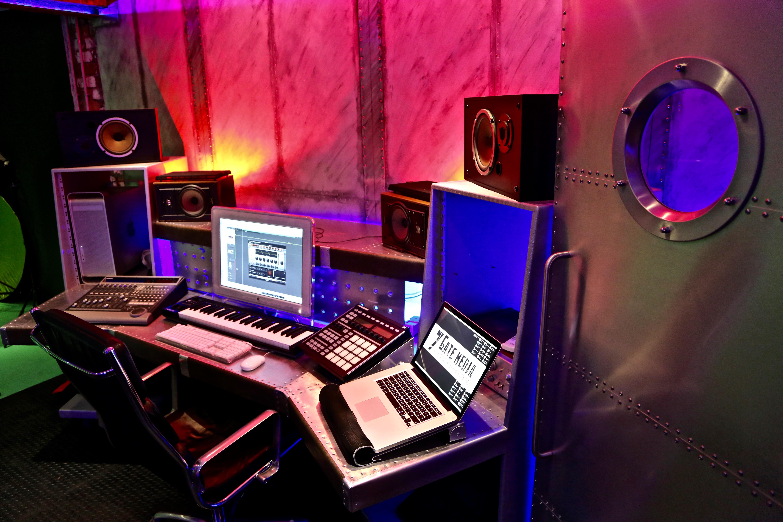 7Gate Media_Silver Studios - Studio 2 shot 2