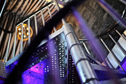 7Gate Media_Silver Studios - Spiral Staircase upshot