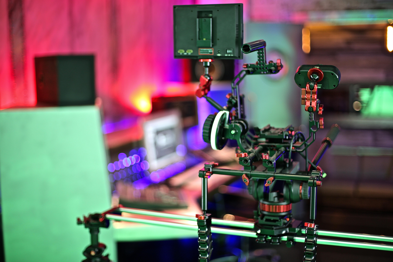 7Gate Media_Silver Studios - Studio 3 Music Video suite Rig