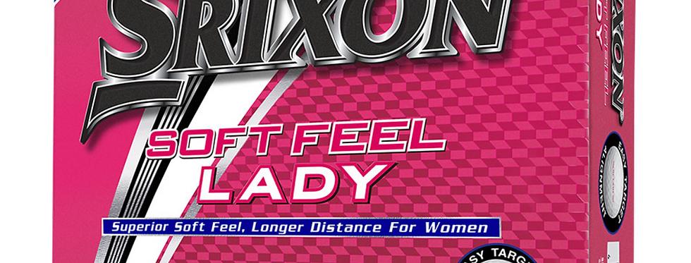 Srixon Lady Soft Dozen Balls