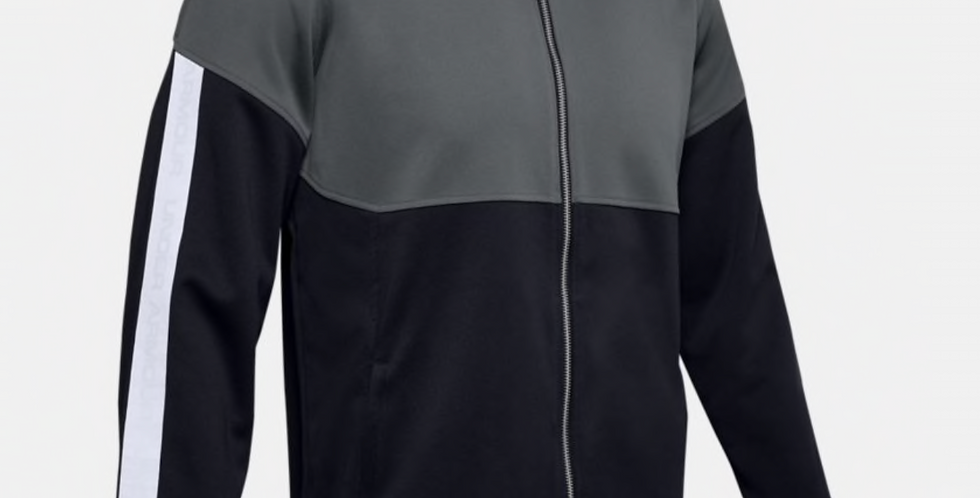 Men's UA Recover Knit Warm-Up Jacket