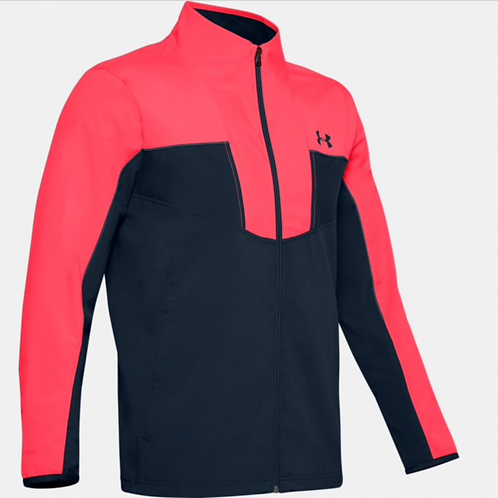 UA Mens Storm Windstrike Full Zip