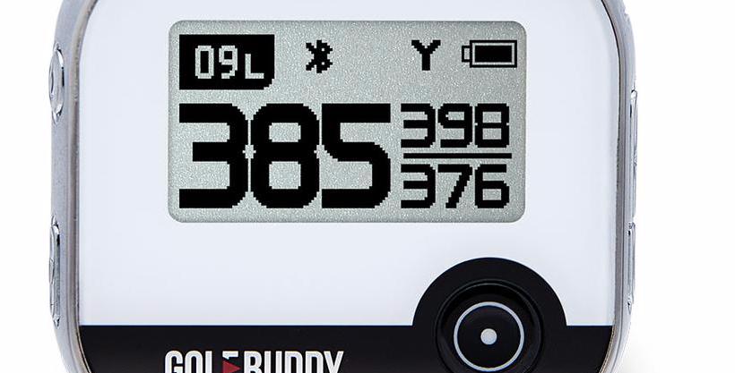 GolfBuddy Aim V10 GPS (voice)