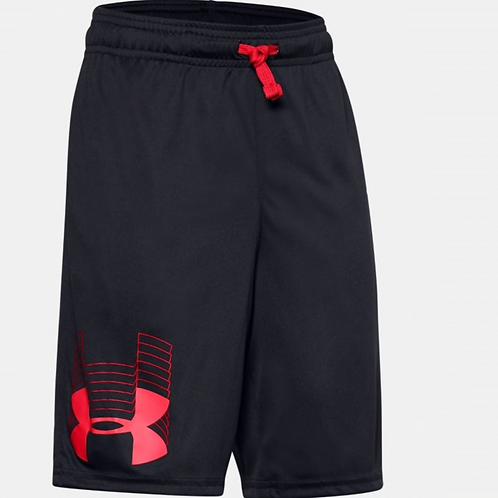 UA Jnr Prototype Logo Shorts