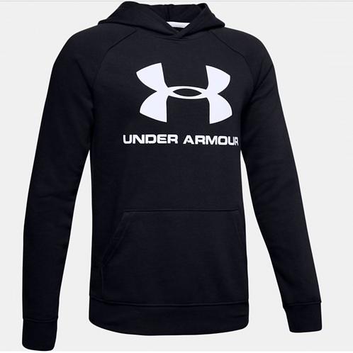 UA Jnr Rival Logo Hoodie