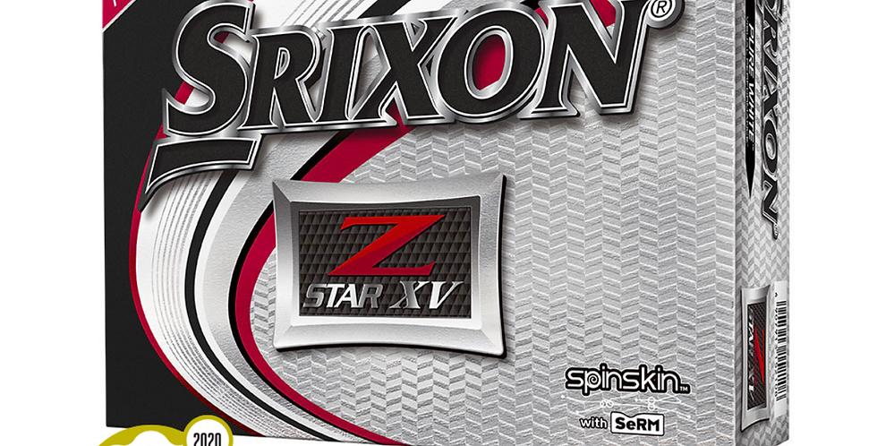 Srixon Z-Star XV Dozen Balls