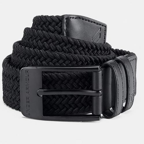 UA Mens Braided Belt 2.0