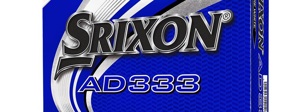 Srixon AD333 Dozen Balls