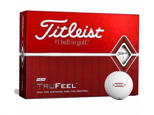 Titleist Trufeel Dozen Balls