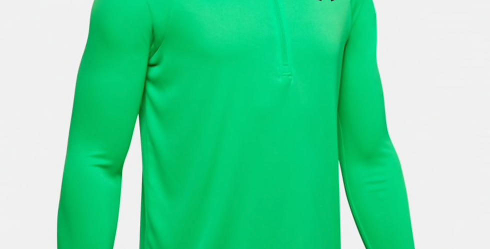 UA Jnr TECH 2.0 1/2 ZIP Jumper