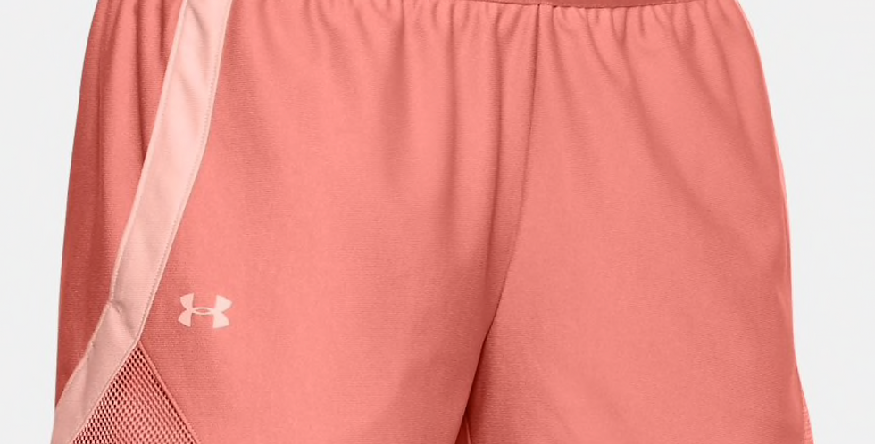 UA Ladies Play Up 2-in-1 Shorts