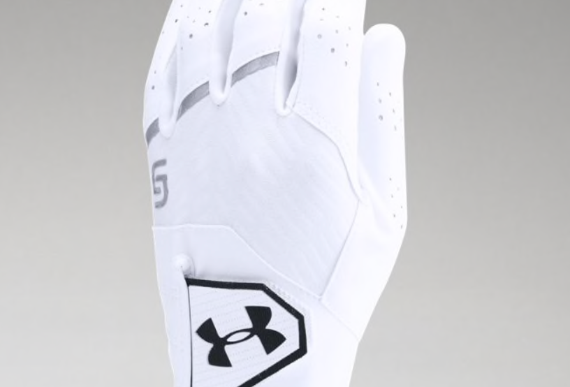 UA Jnr Coolswitch Golf Glove