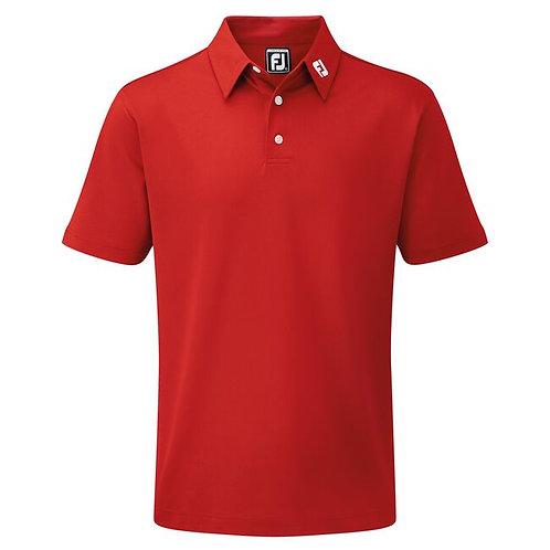 Stretch Pique Solid Shirt