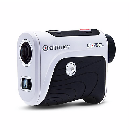 GolfBuddy Aim L10v Laser (slope&voice)