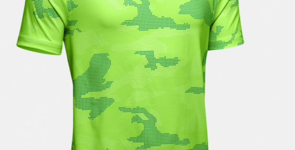 UA Jnr Perf Polo 2.0 Novelty Shirt